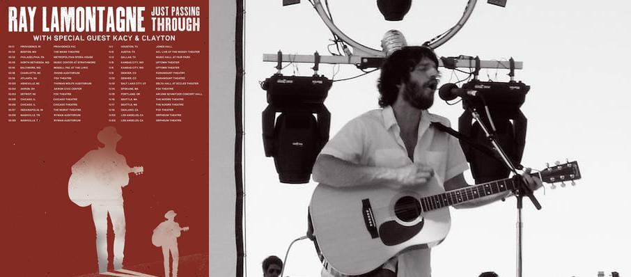 Ray LaMontagne at Merriweather Post Pavillion