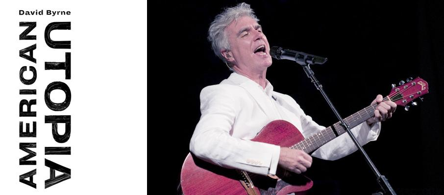 David Byrne at Merriweather Post Pavillion