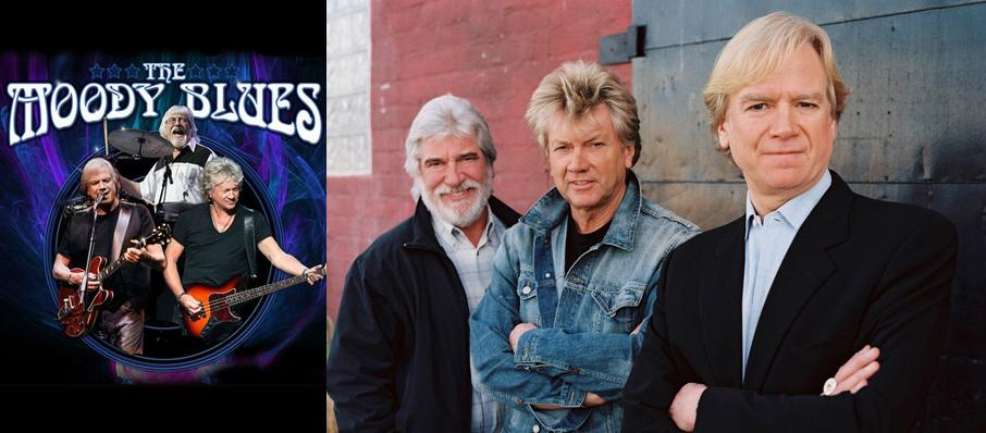 Moody Blues at Pier Six Concert Pavilion