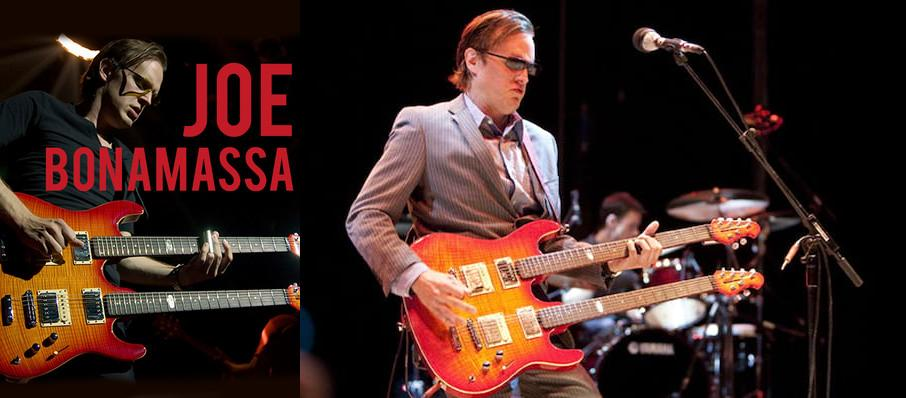 Joe Bonamassa at Modell Performing Arts Center at the Lyric