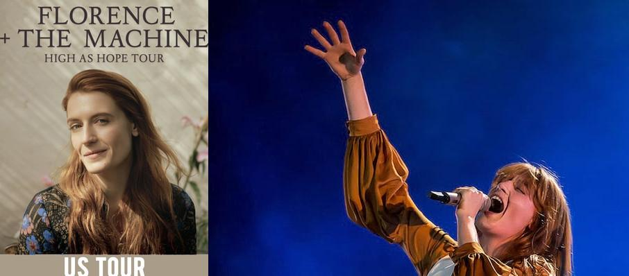Florence and the Machine at Merriweather Post Pavillion