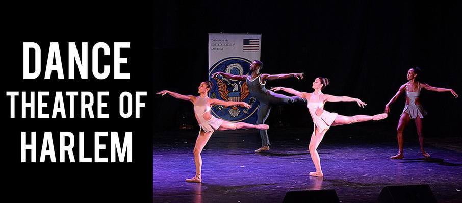 Dance Theatre of Harlem at Murphy Fine Arts Center