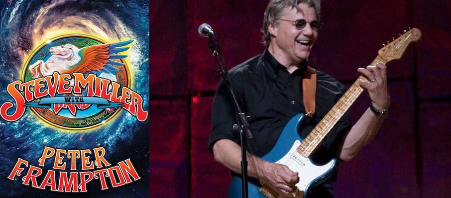 Steve Miller Band at Pier Six Concert Pavilion