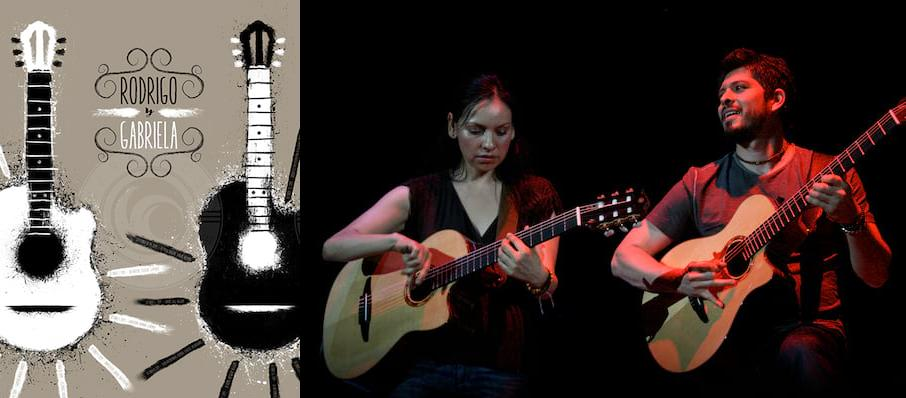 Rodrigo Y Gabriela at Baltimore Soundstage