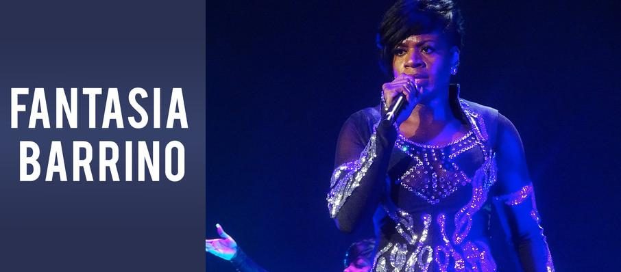 Fantasia Barrino at Modell Performing Arts Center at the Lyric