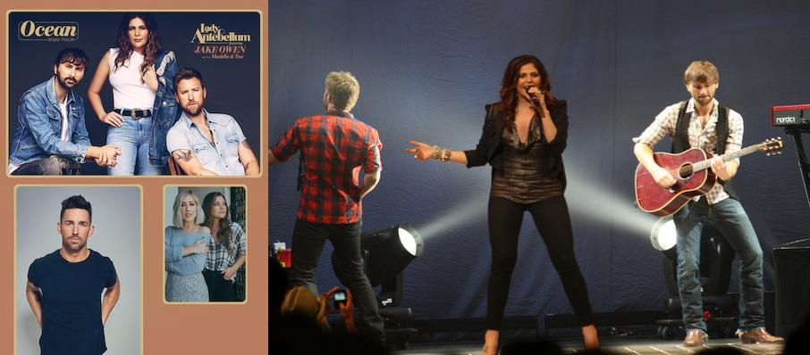 Lady Antebellum at Merriweather Post Pavillion