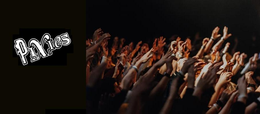 Pixies at Rams Head Live