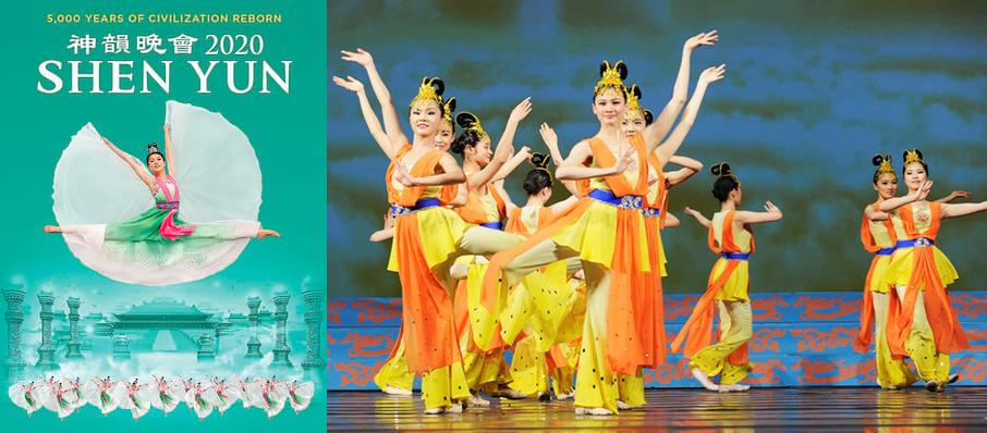 Shen Yun Performing Arts at Hippodrome Theatre