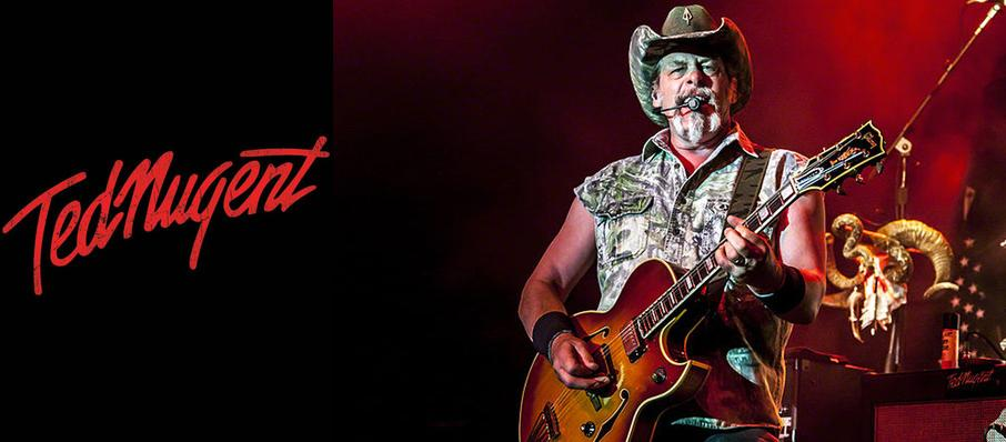ted nugent tickets aug 20 2016 rams head live baltimore. Black Bedroom Furniture Sets. Home Design Ideas