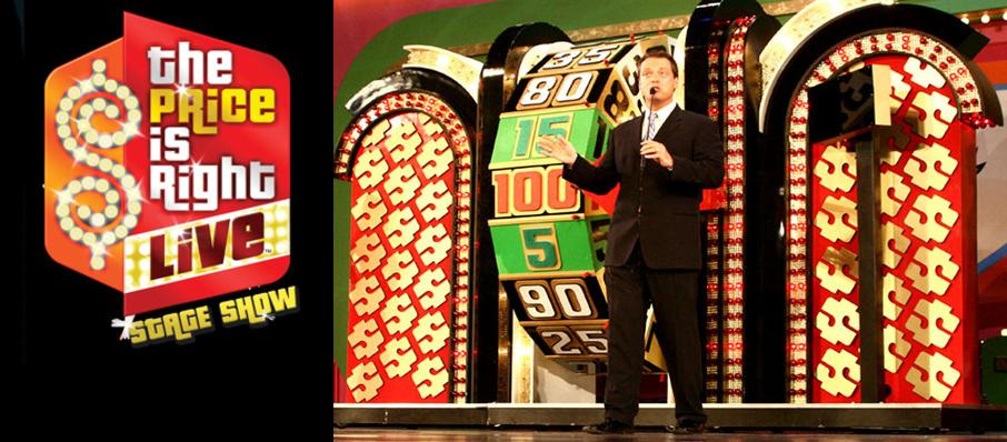 The Price Is Right - Live Stage Show at Modell Performing Arts Center at the Lyric