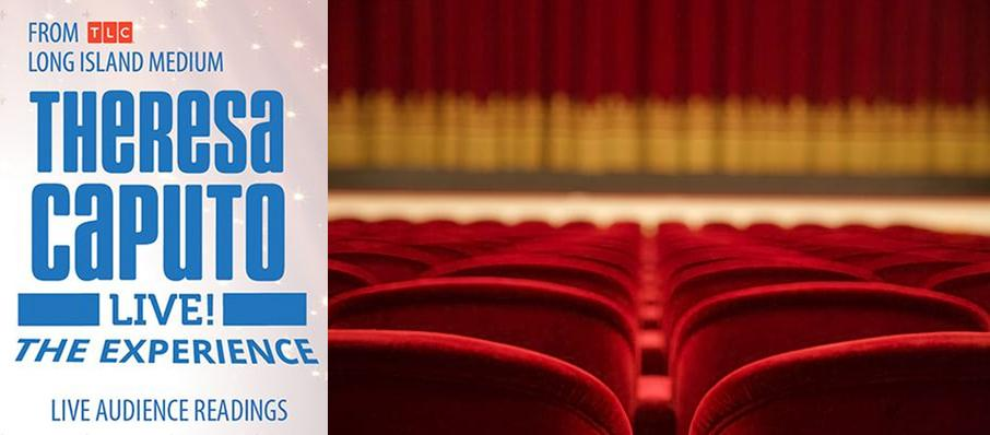 Theresa Caputo at Modell Performing Arts Center at the Lyric