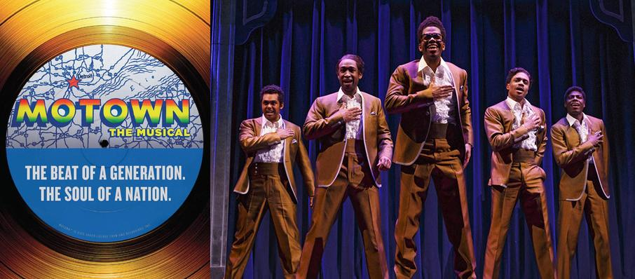 Motown - The Musical at Hippodrome Theatre