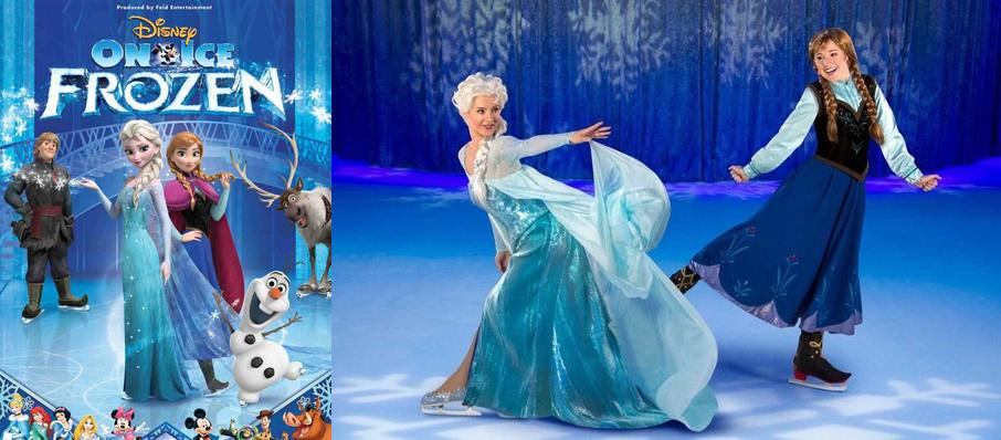 Disney On Ice: Frozen at Royal Farms Arena