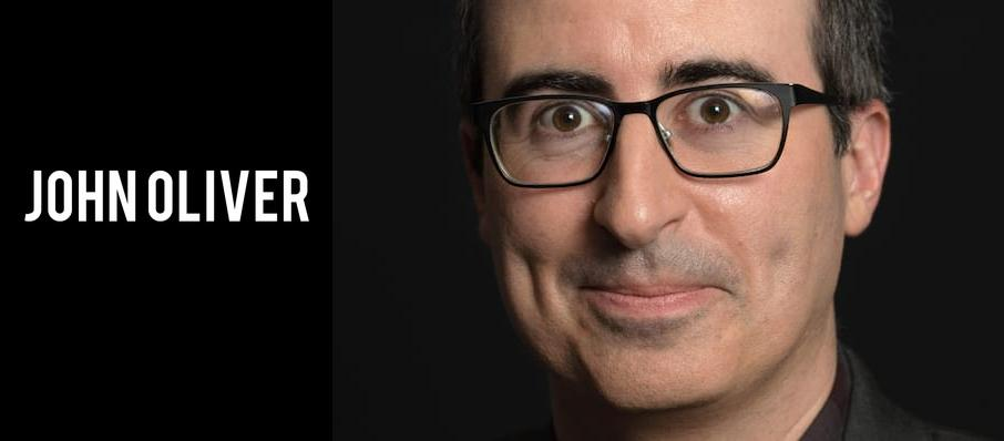 John Oliver at Hippodrome Theatre