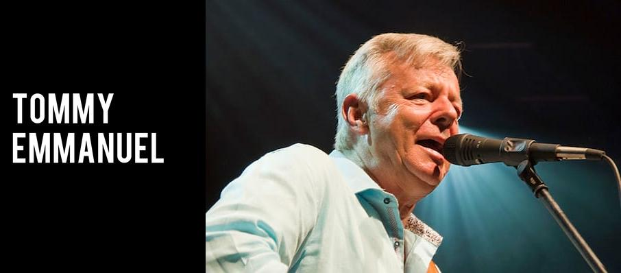 Tommy Emmanuel at Majestic Theatre