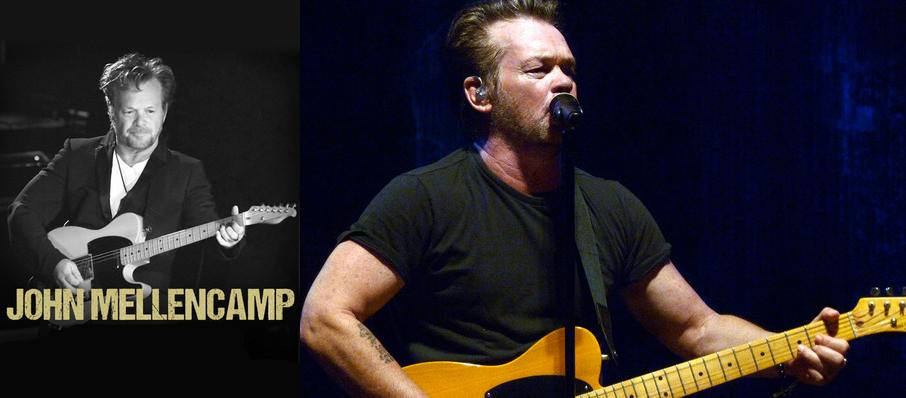 John Mellencamp at Modell Performing Arts Center at the Lyric