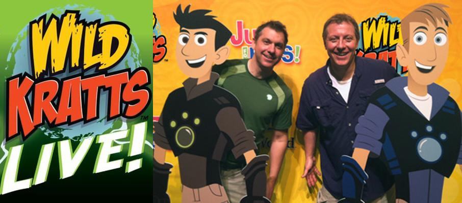 Wild Kratts - Live at Modell Performing Arts Center at the Lyric
