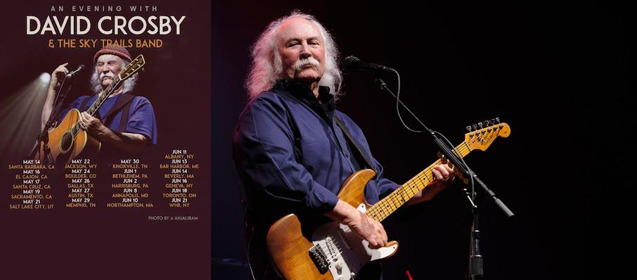 David Crosby at Rams Head On Stage