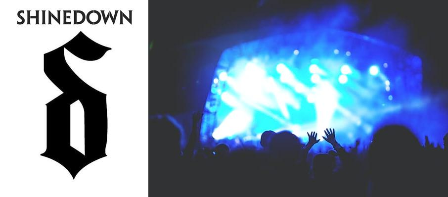 Shinedown at Maryland State Fair