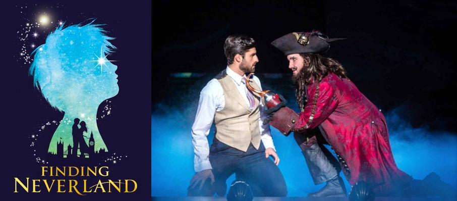 Finding Neverland at Hippodrome Theatre