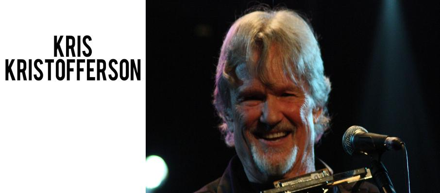Kris Kristofferson at Rams Head On Stage