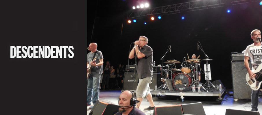 Descendents at Rams Head Live
