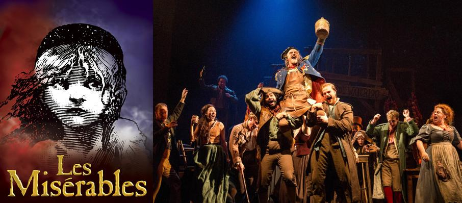 Les Miserables at Hippodrome Theatre