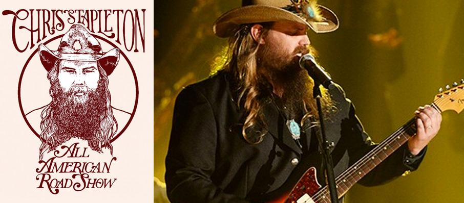 Chris Stapleton at Merriweather Post Pavillion
