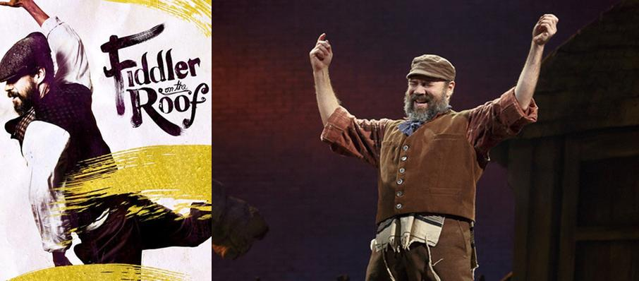 Fiddler on the Roof at Hippodrome Theatre