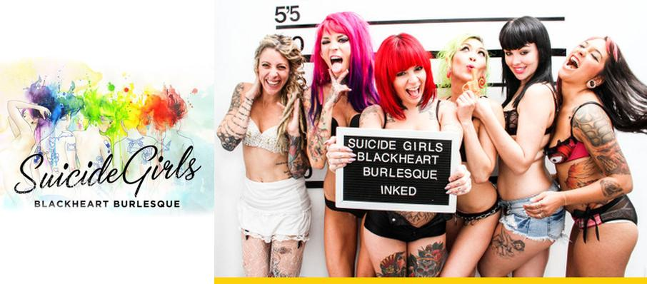 The Suicide Girls: Blackheart Burlesque at Baltimore Soundstage