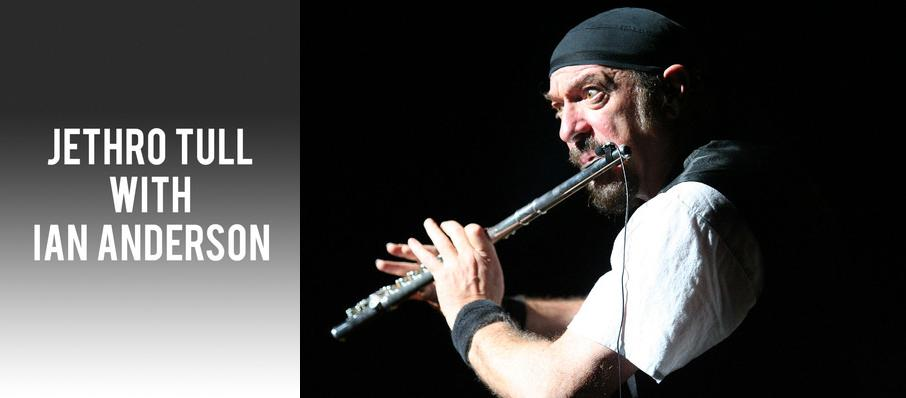 Jethro Tull with Ian Anderson at Hippodrome Theatre