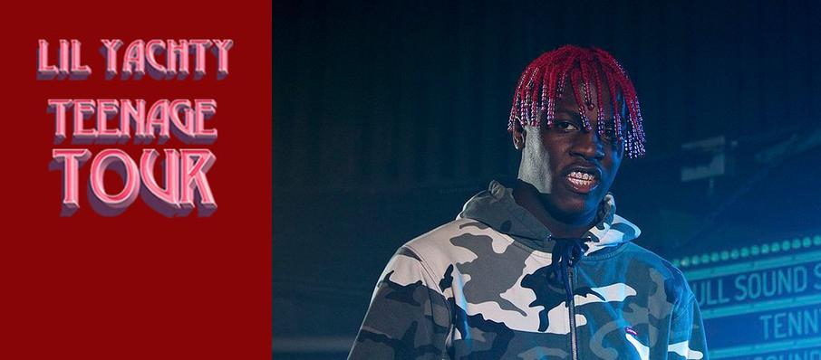 Lil Yachty at Rams Head Live
