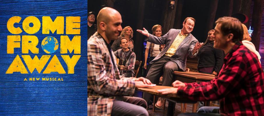 Come From Away at Hippodrome Theatre