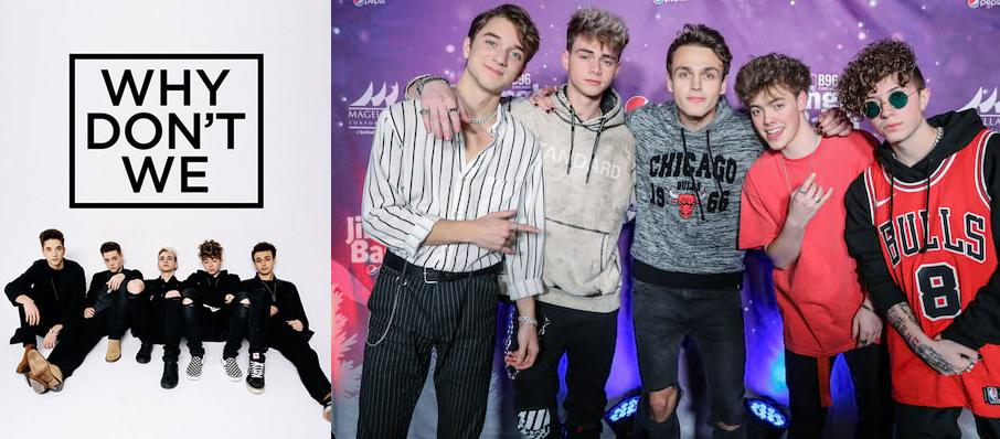 Why Don't We at MECU Pavilion