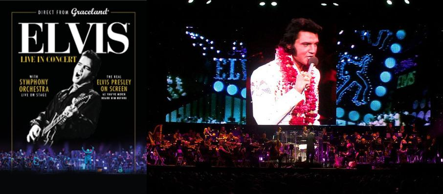 Elvis Live in Concert at Modell Performing Arts Center at the Lyric