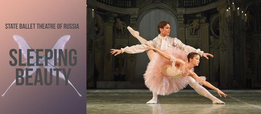 State Ballet Theatre of Russia - Sleeping Beauty at Hippodrome Theatre