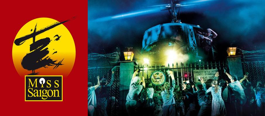 Miss Saigon at Hippodrome Theatre