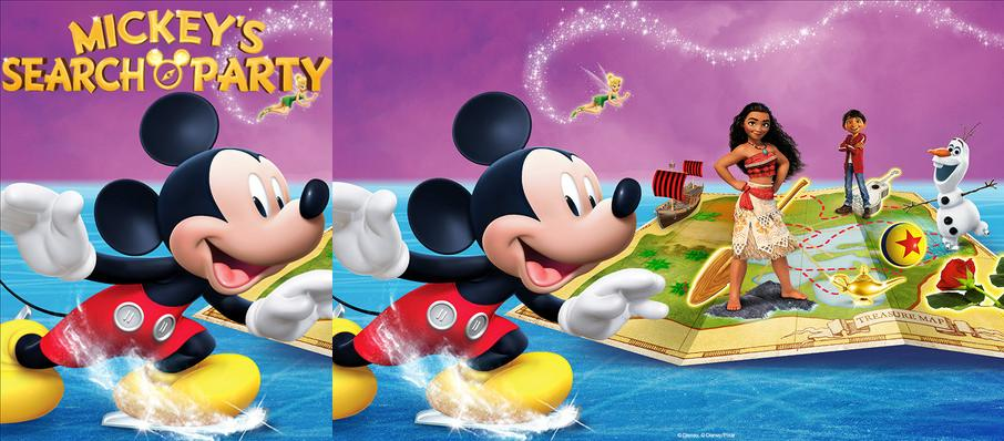 Disney on Ice: Mickey's Search Party at Royal Farms Arena