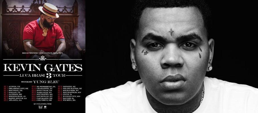 Kevin Gates at Rams Head Live