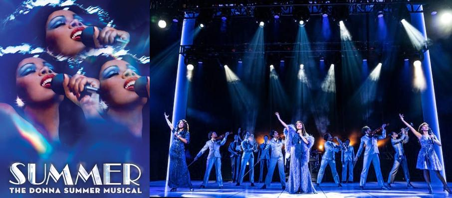 Summer: The Donna Summer Musical at Hippodrome Theatre