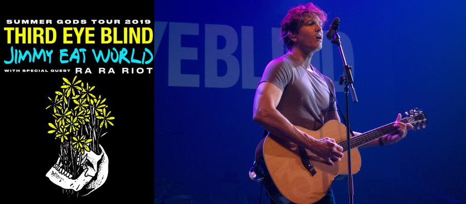 Third Eye Blind and Jimmy Eat World at Merriweather Post Pavillion