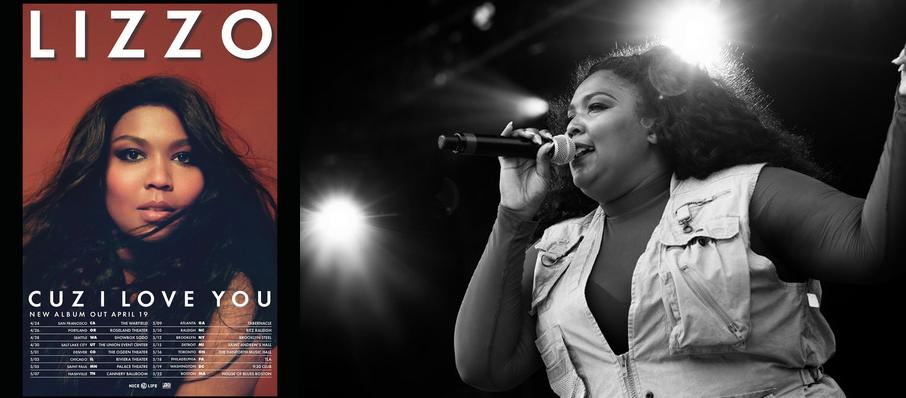 Lizzo at Rams Head Live