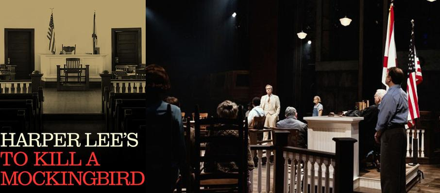 To Kill A Mockingbird at Hippodrome Theatre