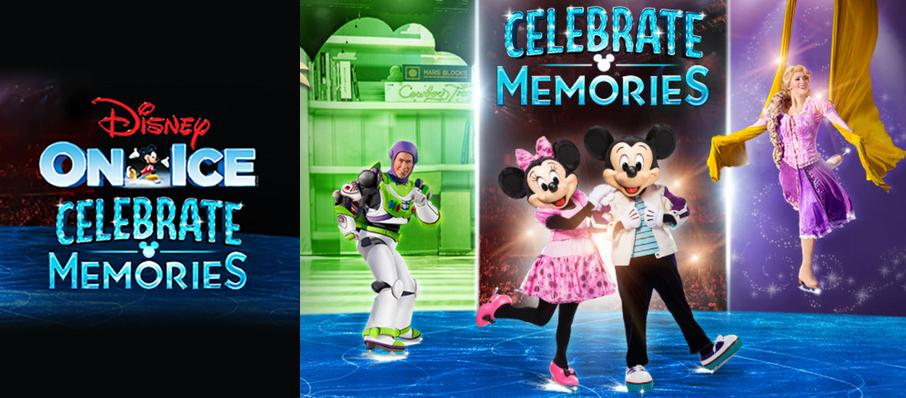 Disney On Ice: Celebrate Memories at Royal Farms Arena