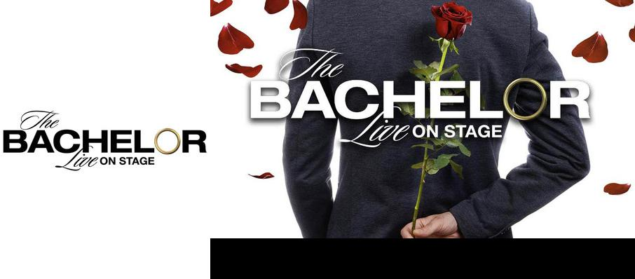 The Bachelor Live On Stage at Modell Performing Arts Center at the Lyric