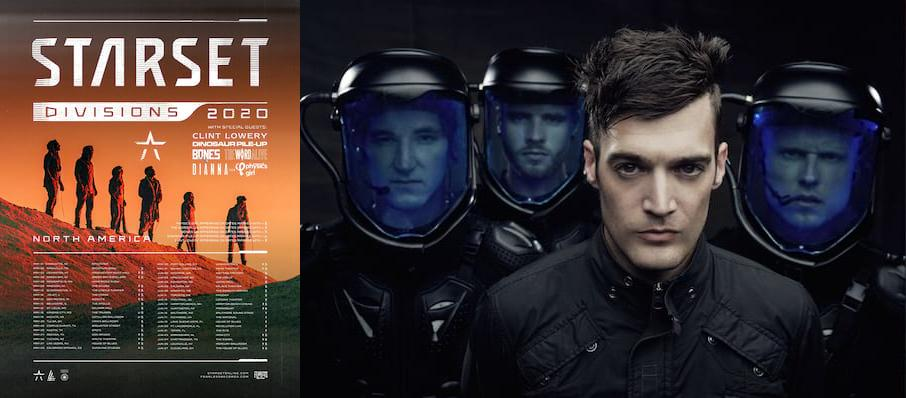 Starset at Baltimore Soundstage
