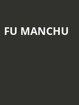 Fu Manchu at Baltimore Soundstage