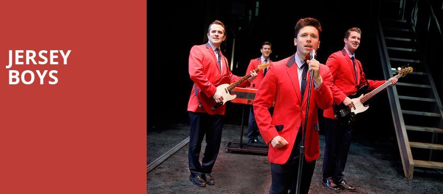 Jersey Boys - Hippodrome Theatre, Baltimore, MD - Tickets ...