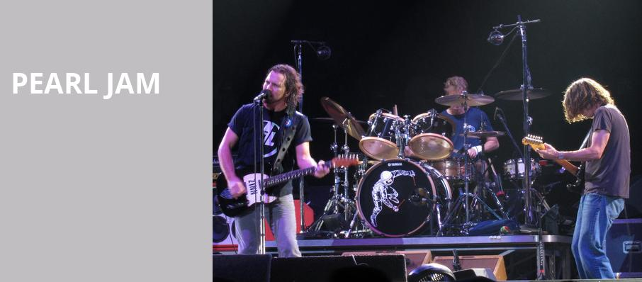 Pearl Jam Royal Farms Arena Baltimore Md Tickets Information Reviews