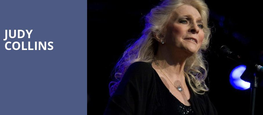 Judy Collins, Rams Head On Stage, Baltimore